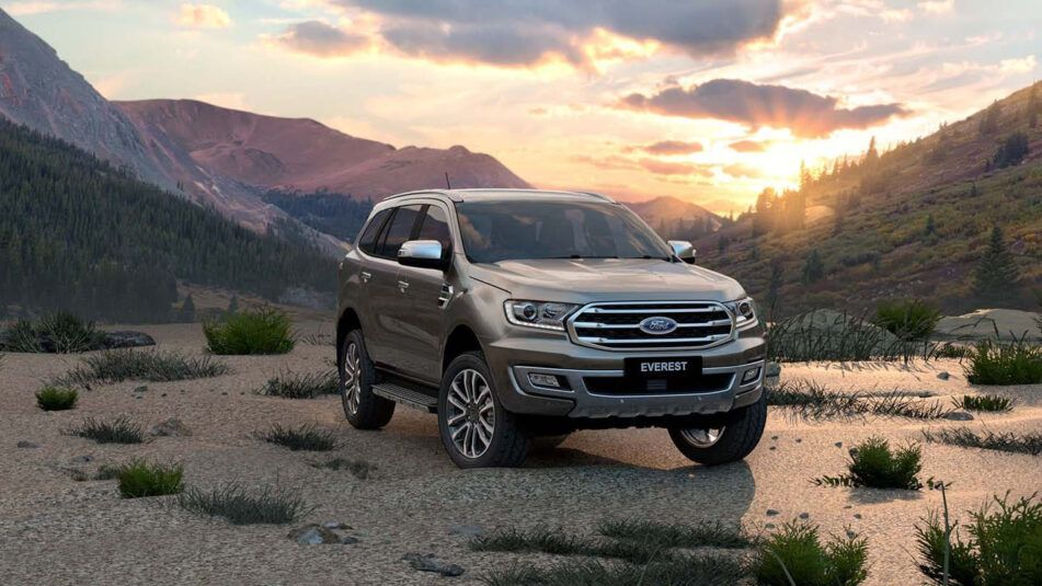 2021 Ford Everest Review Release Date Price Design Photos