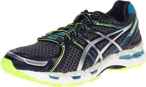 ea1814d01f3 Asics Running Shoes Mens Blue ASICS Men s GEL-Kayano 19 Running Shoe  Synthetic and Mesh