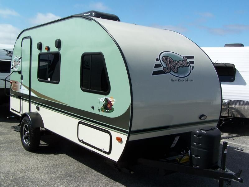 2017 Forest River R-Pod RP-180 | Rv for sale, Recreational ...