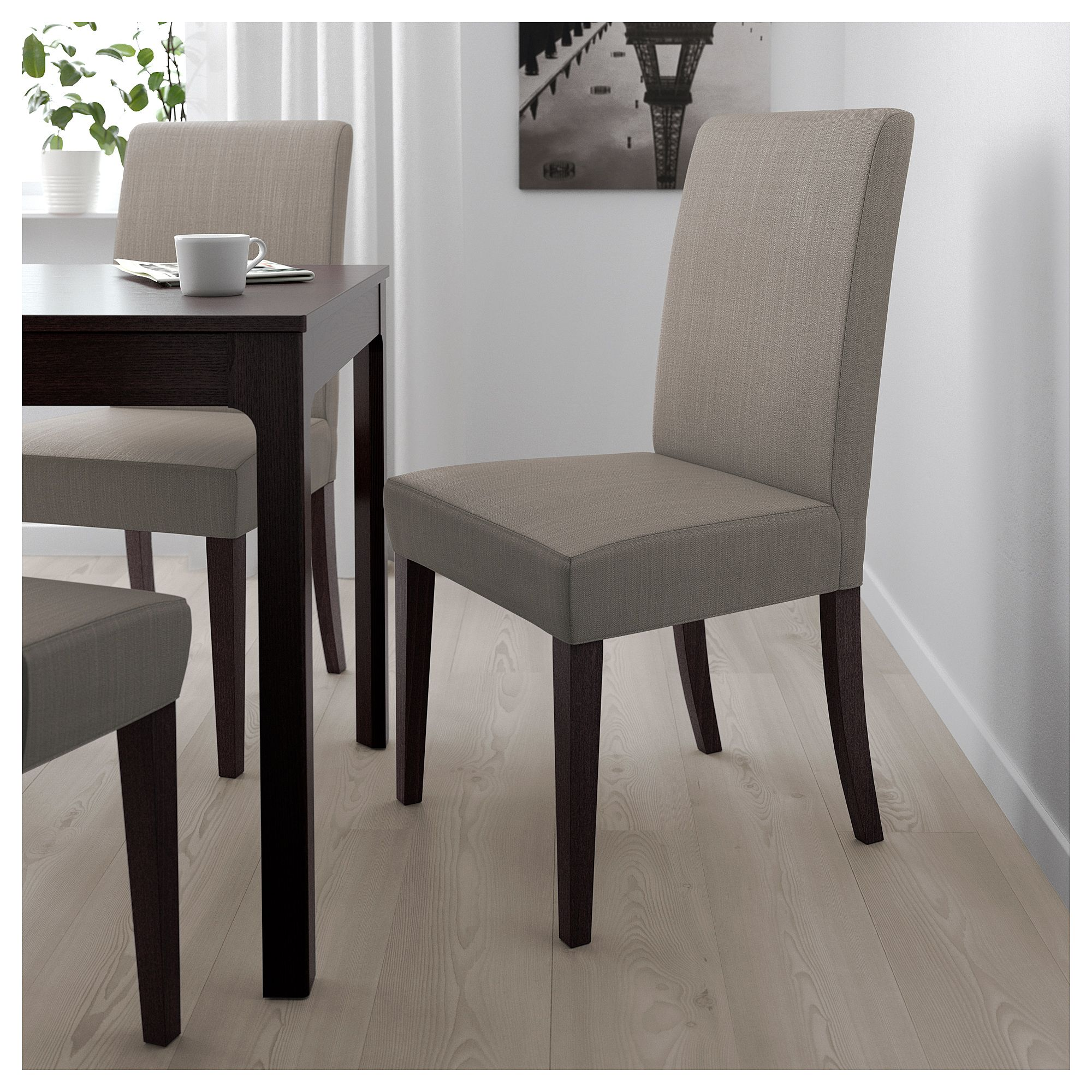 Furniture and Home Furnishings | Ikea dining chair, Chair