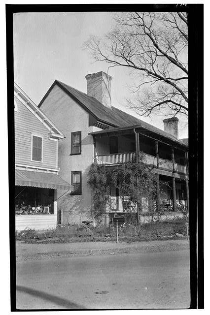 Botetourt Inn Hotel 18th Century Gloucester Va