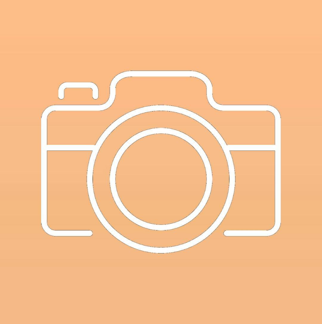 Camera App Icon App Icon Ios App Icon Cute App