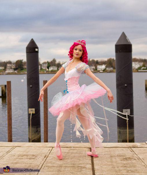 Jellyfish Princess - Homemade costumes for women