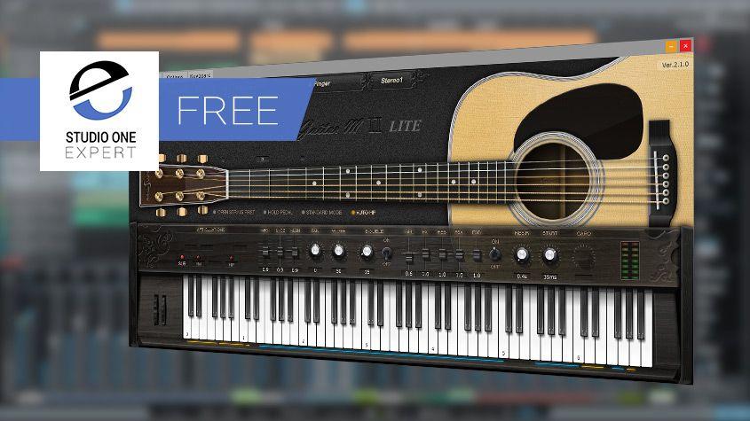 Free Plug In Amplesound Ample Guitar M Lite Ii Guitar Plugins Plugs