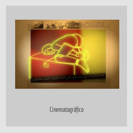 CINEMATOGRAFICO. YENY CASANUEVA Y ALEJANDRO GONZÁLEZ. PROYECTO PROCESUAL ART.
