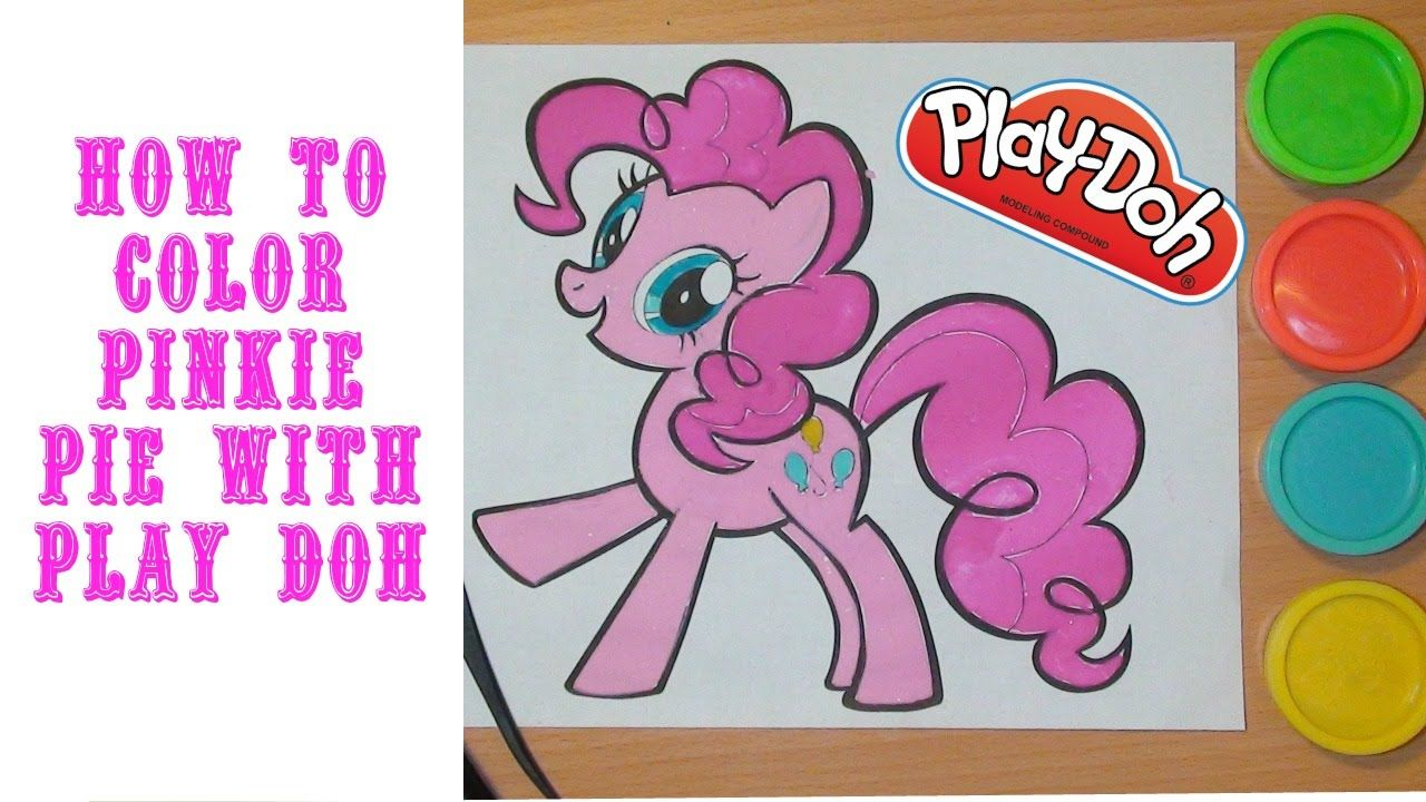 Play Doh Coloring Book Pinkie Pie Hello Kitty Colouring Pages Coloring Books Hello Kitty Coloring