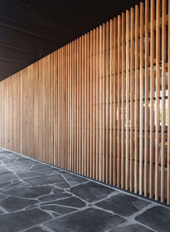 Pin By Pinterest 2204 On Claustra Screenwall Wood Slat