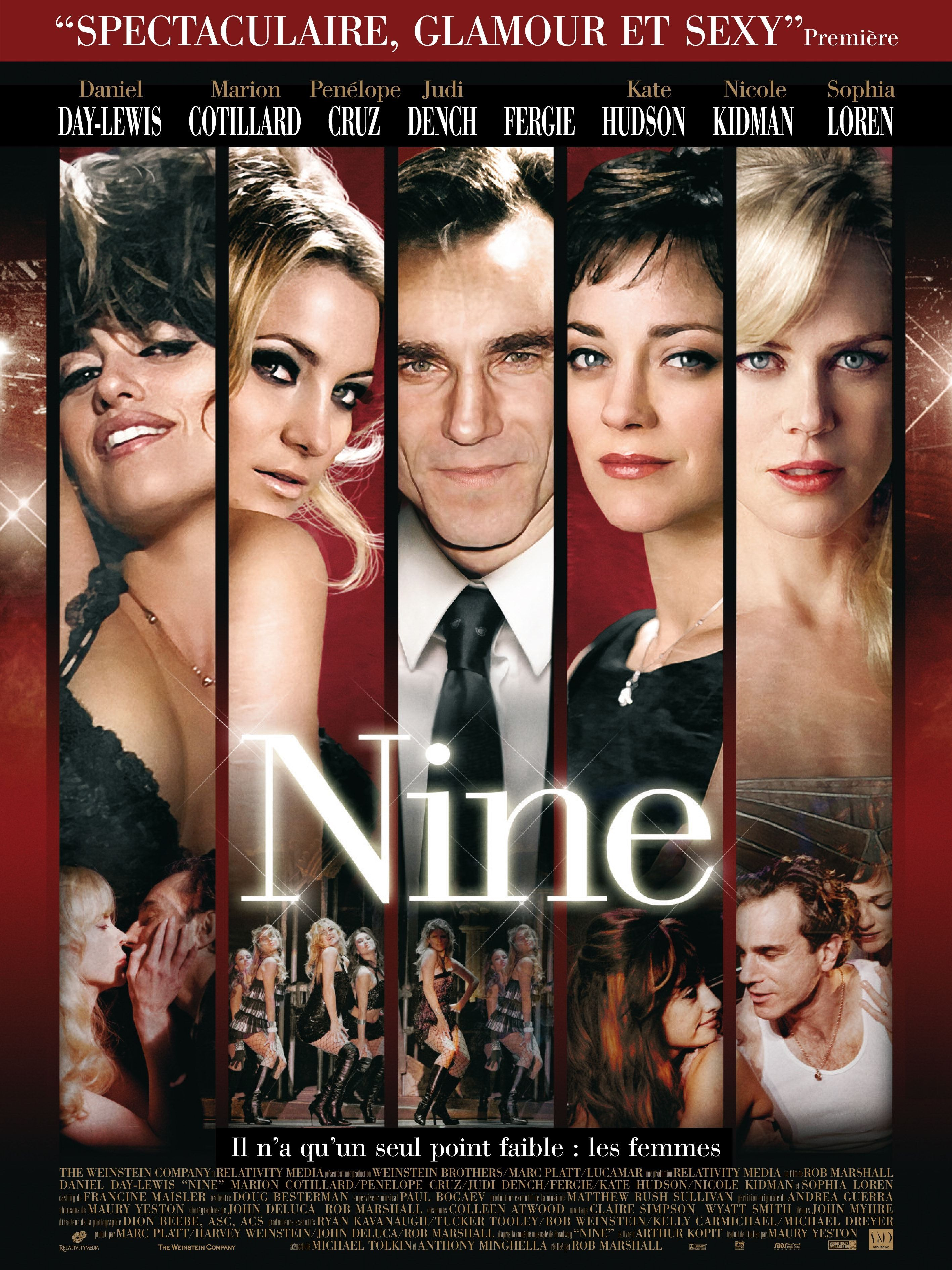 Ninenot the best film ever but it has so many wonderful
