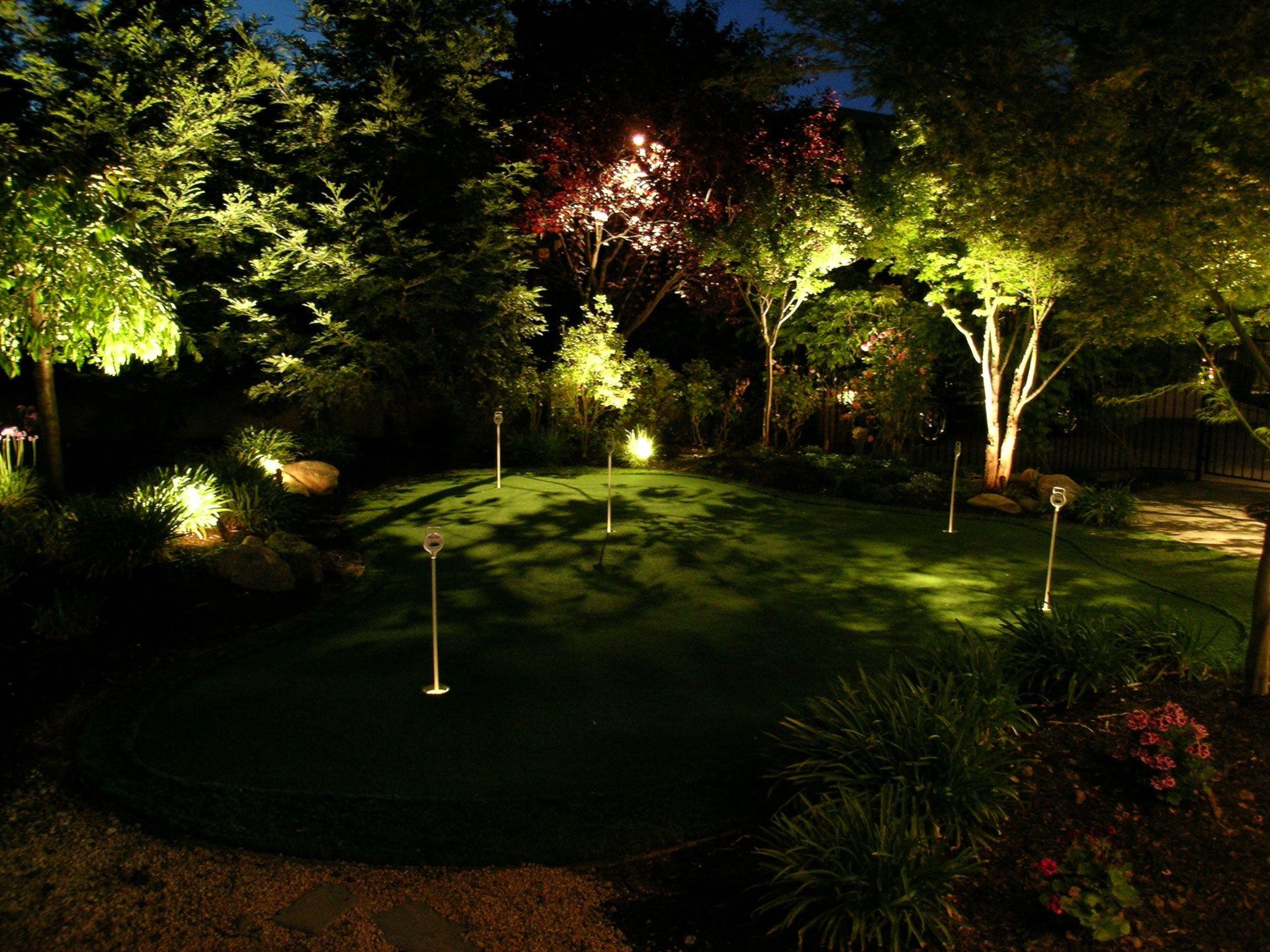 Danville Landscape Lighting Landscape Lighting Design Outdoor Landscape Lighting Landscape Lighting