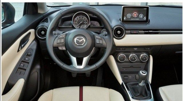 2018 Mazda 2 Interior Mazda Mazda 2 Concept Cars