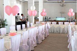 Luftballons Tischdeko Kathrin Und Markus Hochzeit Pinterest