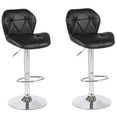 Stupendous Mercer41 Cierra Adjustable Height Swivel Bar Stool Mercer41 Ncnpc Chair Design For Home Ncnpcorg