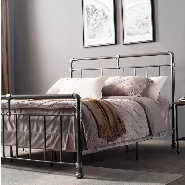 Williston Carmelia Standard Bed Minimalist bed