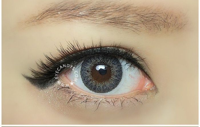 Geo Tri Color 3 Tone Color Contact Lenses Superbly