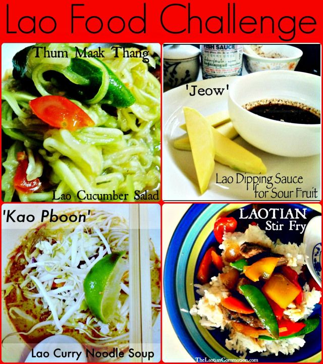 Lao recipe food challenge lao food is my soul food pinterest lao recipe food challenge forumfinder Gallery