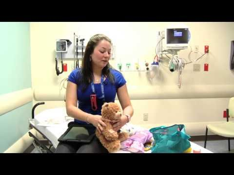 Child's Play in the Emergency Department | Child Life in