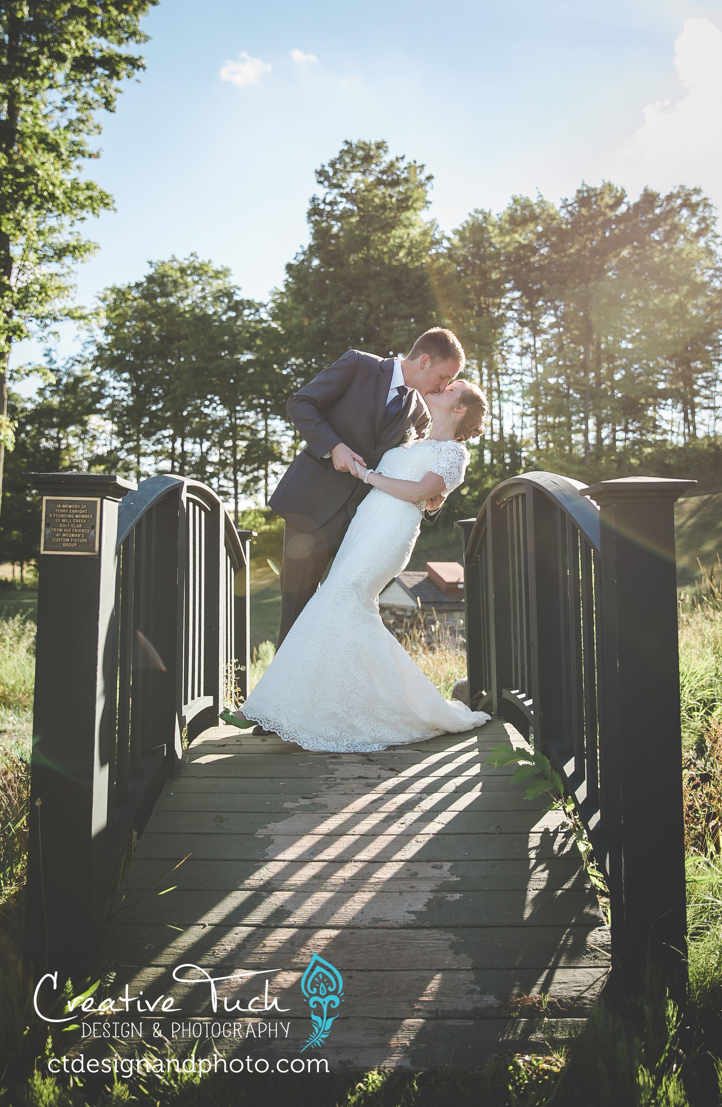 Kellogg Wedding 8 6 16 Mill Creek Golf Club Churchville Ny By
