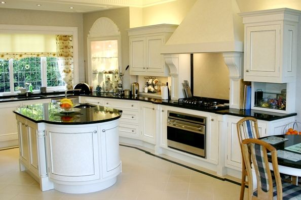 making a feature of a quirky room shape ramwells clever kitchen ideas kitchen home decor on kitchen ideas quirky id=80070