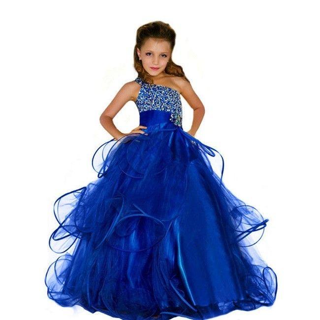 Blaues kleid fur kinder