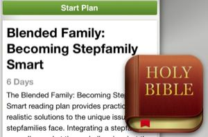 Check out our new devotional on YouVersion  Blended Family: Becoming