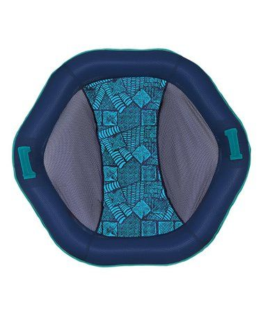 Look what I found on zulily! Deluxe Aqua Chair Batik Pool