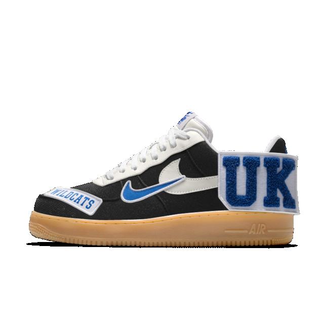 The Nike Air Force 1 Premium iD Shoe in 2019 | Nike air, Air