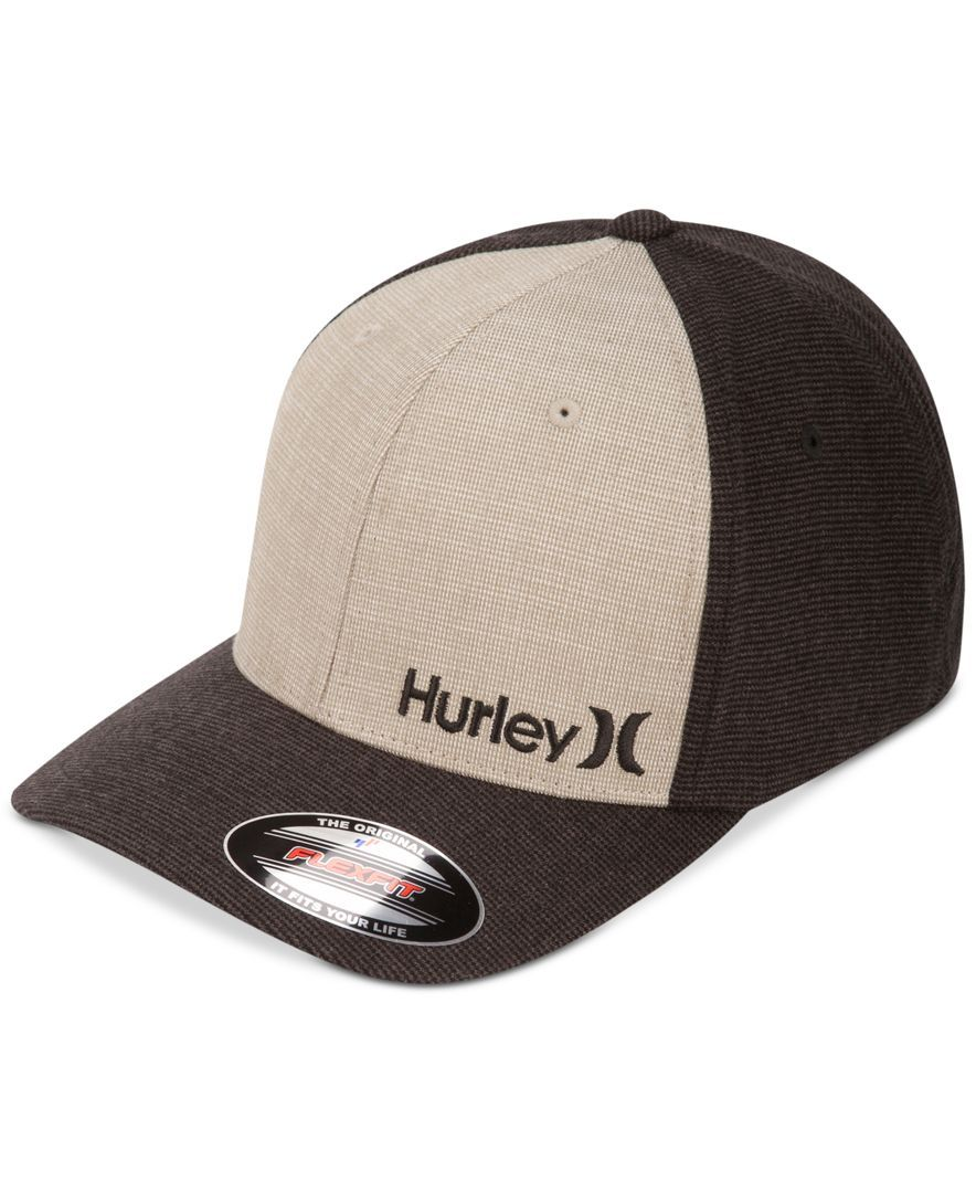 timeless design 9f031 6fecf Hurley Men s Corp Text 2.0 Hat