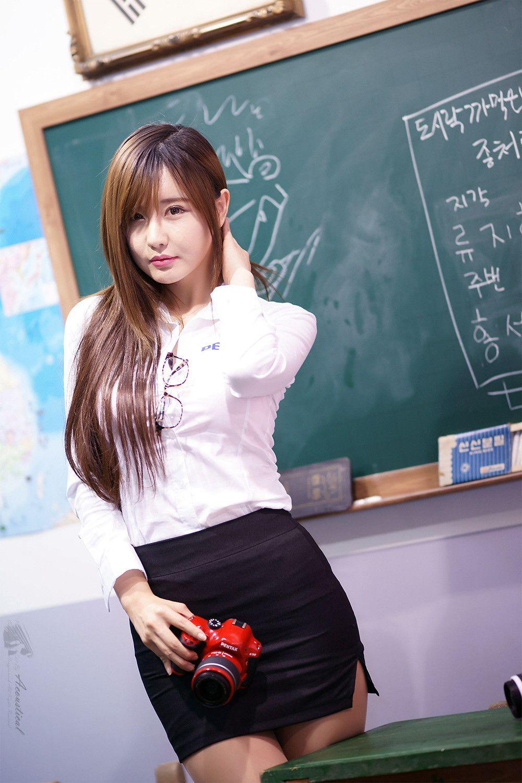 韓國爆紅賽車女郎~柳智慧 Ryu Ji Hye 日韓美女 Digitomes 珍藏網 Ryu Ji