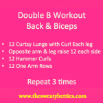 Double B Workout! SBW#11