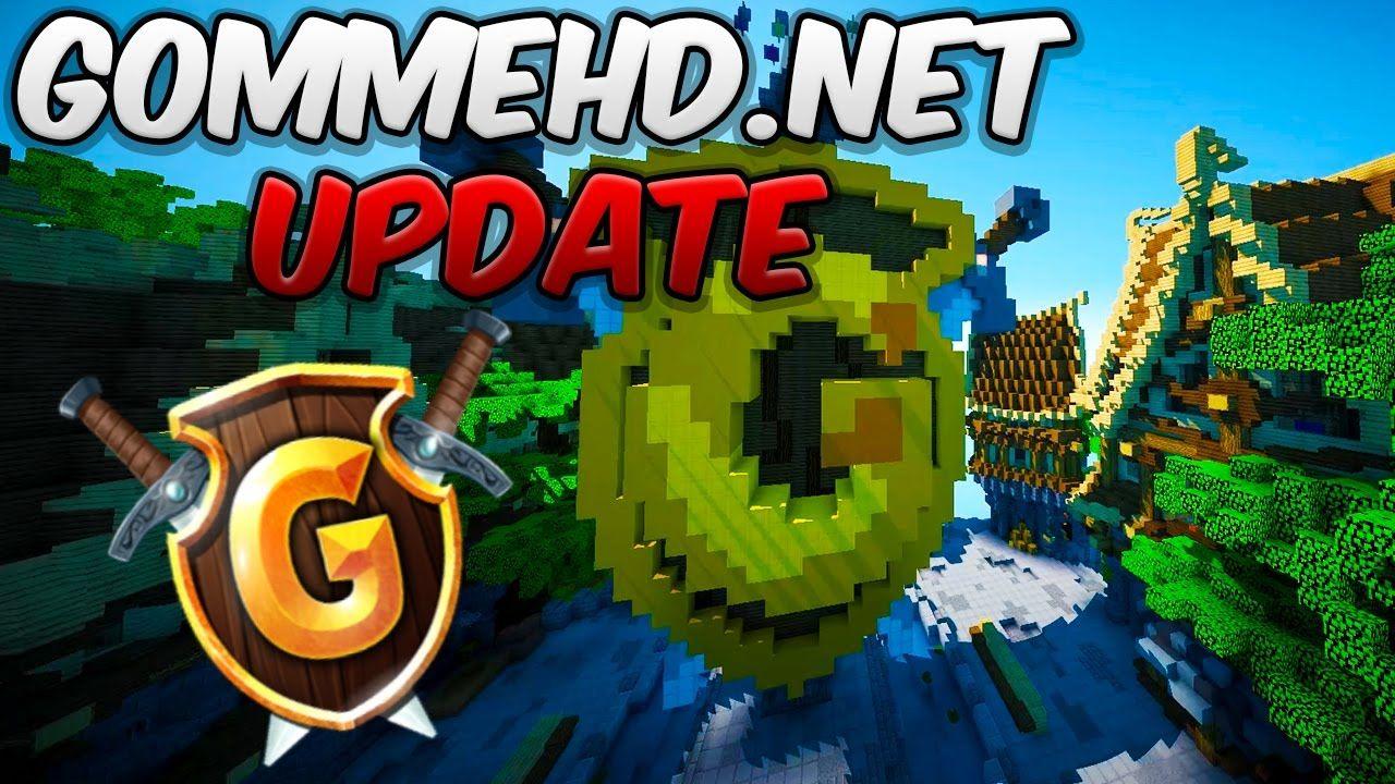 NEUE GOMMEHDNET LOBBY COINS SYSTEM COSMETICS Rici - Minecraft server erstellen wie gommehd
