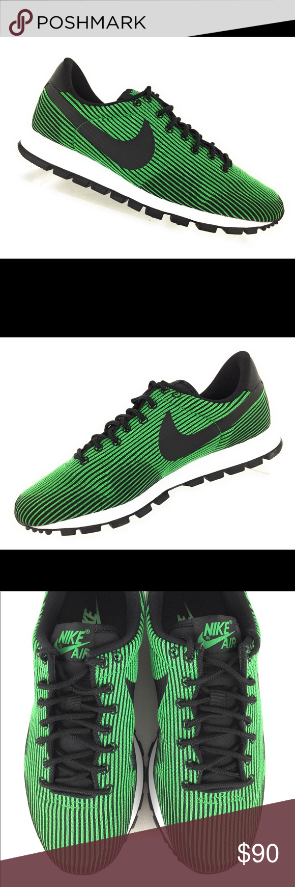 c84b8104e7bb Nike Air Pegasus  83 KJCRD Running Shoes NIB Nike Air Pegasus  83 KJCRD  Running and Casual Shoes. Size 6.5. See all photos for more detail. Green  Leaf with ...