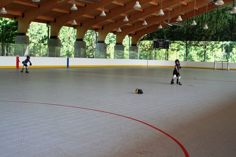 Roller Hockey Rink At Pinckneyville Park Norcross Ga Www Gwinnettparks Com Parks And Recreation Park Recreation
