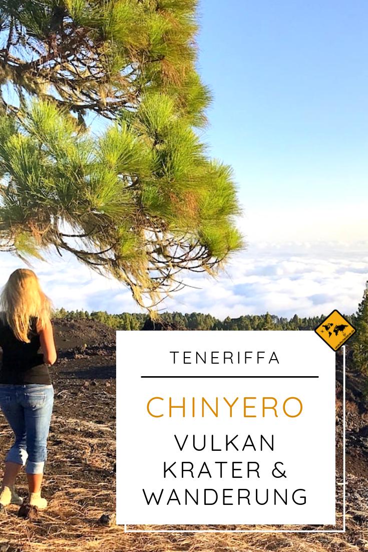 Der Chinyero Gehort Zum Teide Nationalpark Und Hat 1909 Fur Die Letzte Eruption Auf Teneriffa Gesorgt Heute Kannst Du Be Teneriffa Kanarische Inseln Wanderung