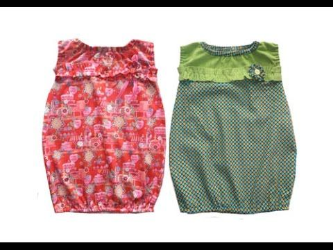 Kleid / Baumwollkleid / Cordkleid / einfaches Kleid selber nähen ...