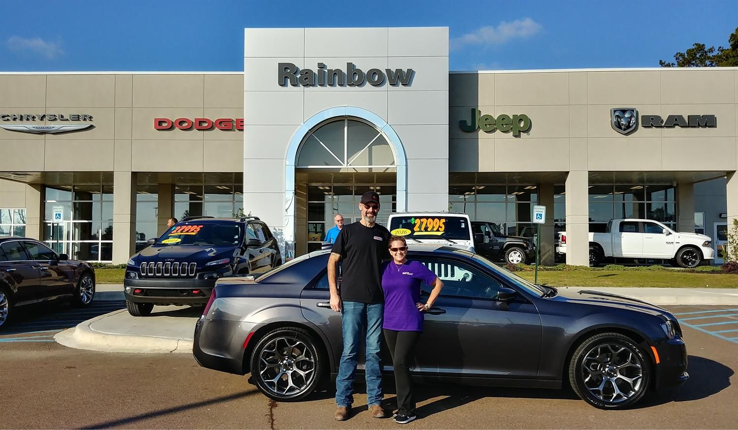 Thank You, Karin For The Opportunity To Help You With Your New 2018 CHRYSLER  300 · Chrysler Dodge JeepChrysler ...