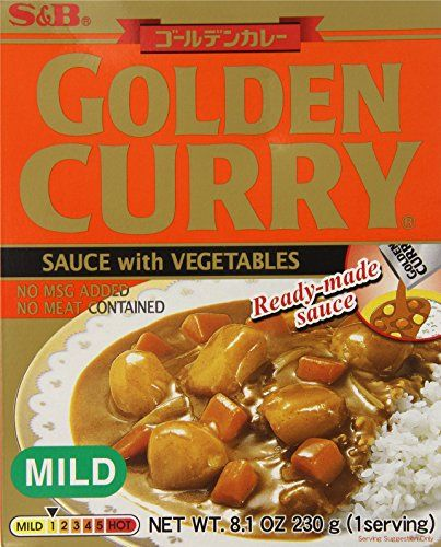 Sb Mild Golden Curry 810 Ounce Want To Know More Click On The Image Note It Is Affiliate Link To Amazon Japanesefood Indian Food Recipes Golden Curry Food