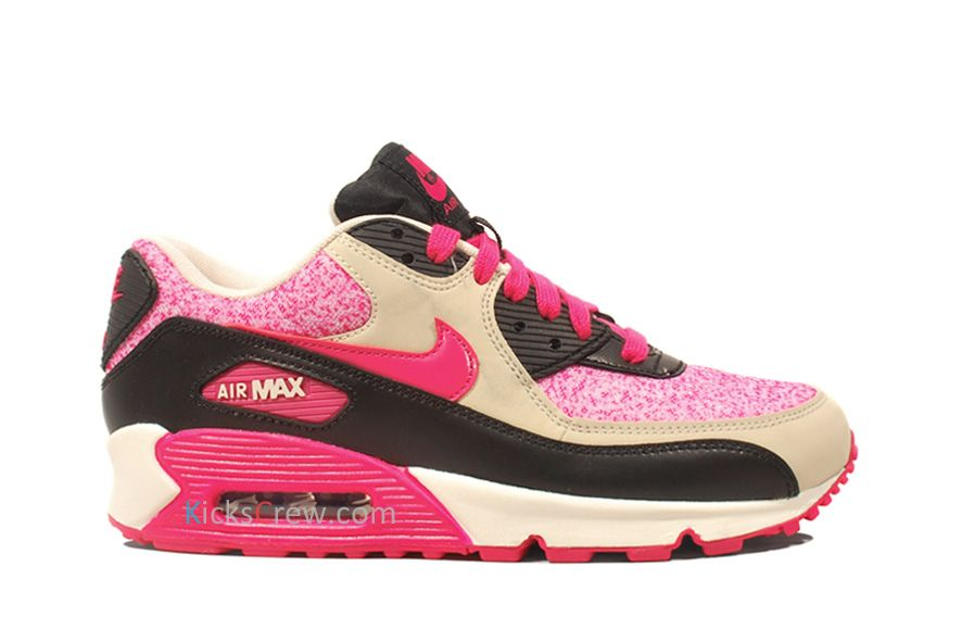 nike air max 90 sail pink force birch