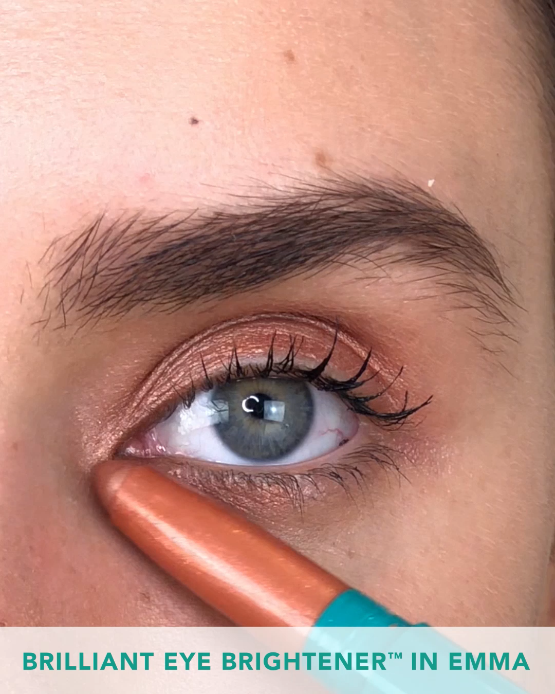 """""""This is my 'I got 9 hours of sleep last night' secret and instant eyelift."""" -   15 makeup Wallpaper eyes ideas"""