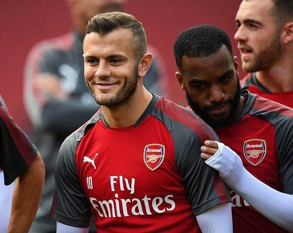 I Plan For Him To Be Here For The Whole Season Arsene Wenger On Jack Wilshere S Future Jack Wilshere Midfielder Derby County