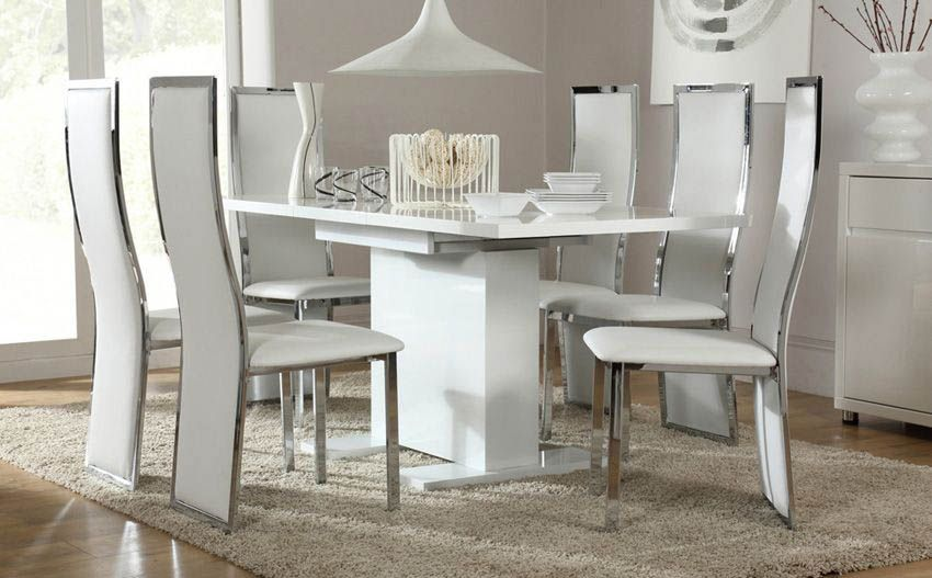 Incredible Dining Room Sets Leons That Will Impress You White