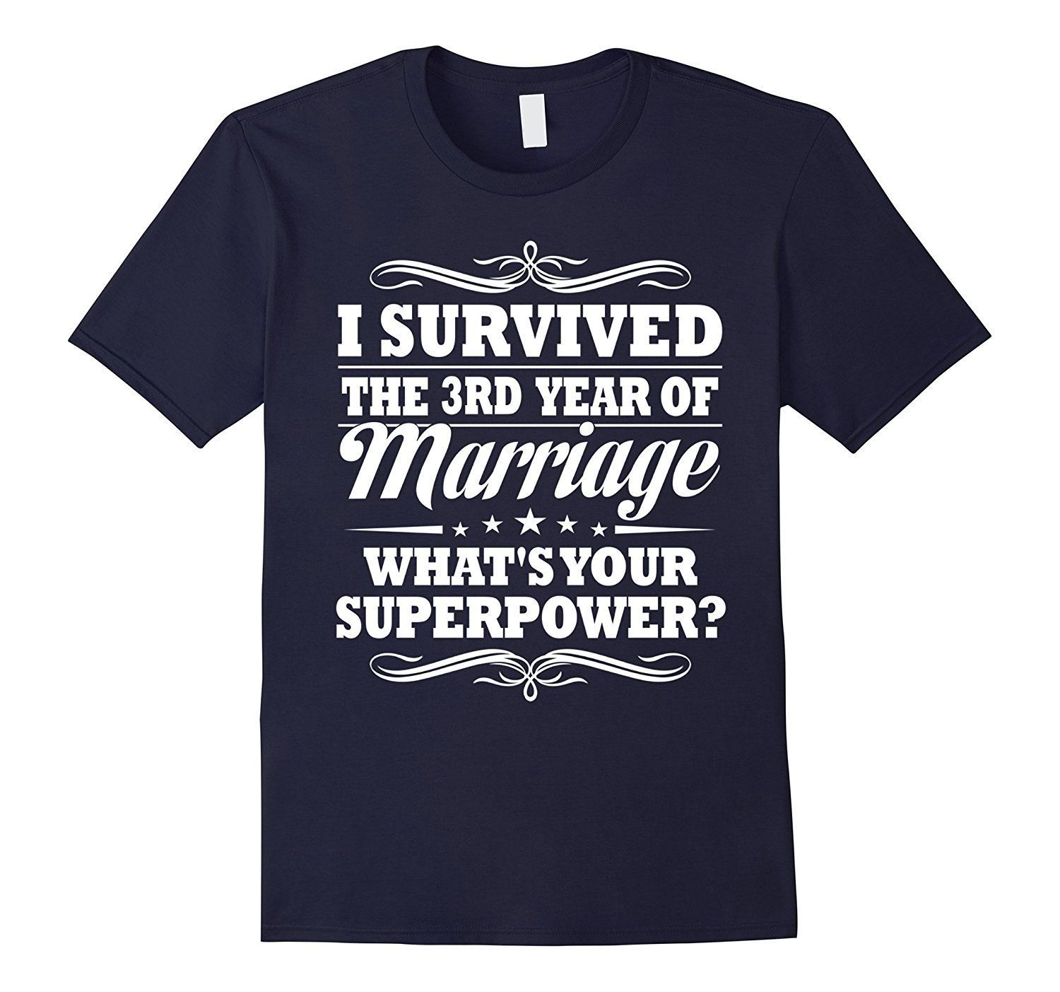 Rd wedding anniversary gift ideas for her him i survived