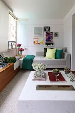 25 Fantastici Soggiorni per una Casa Piccola | Pinterest | Soggiorno ...