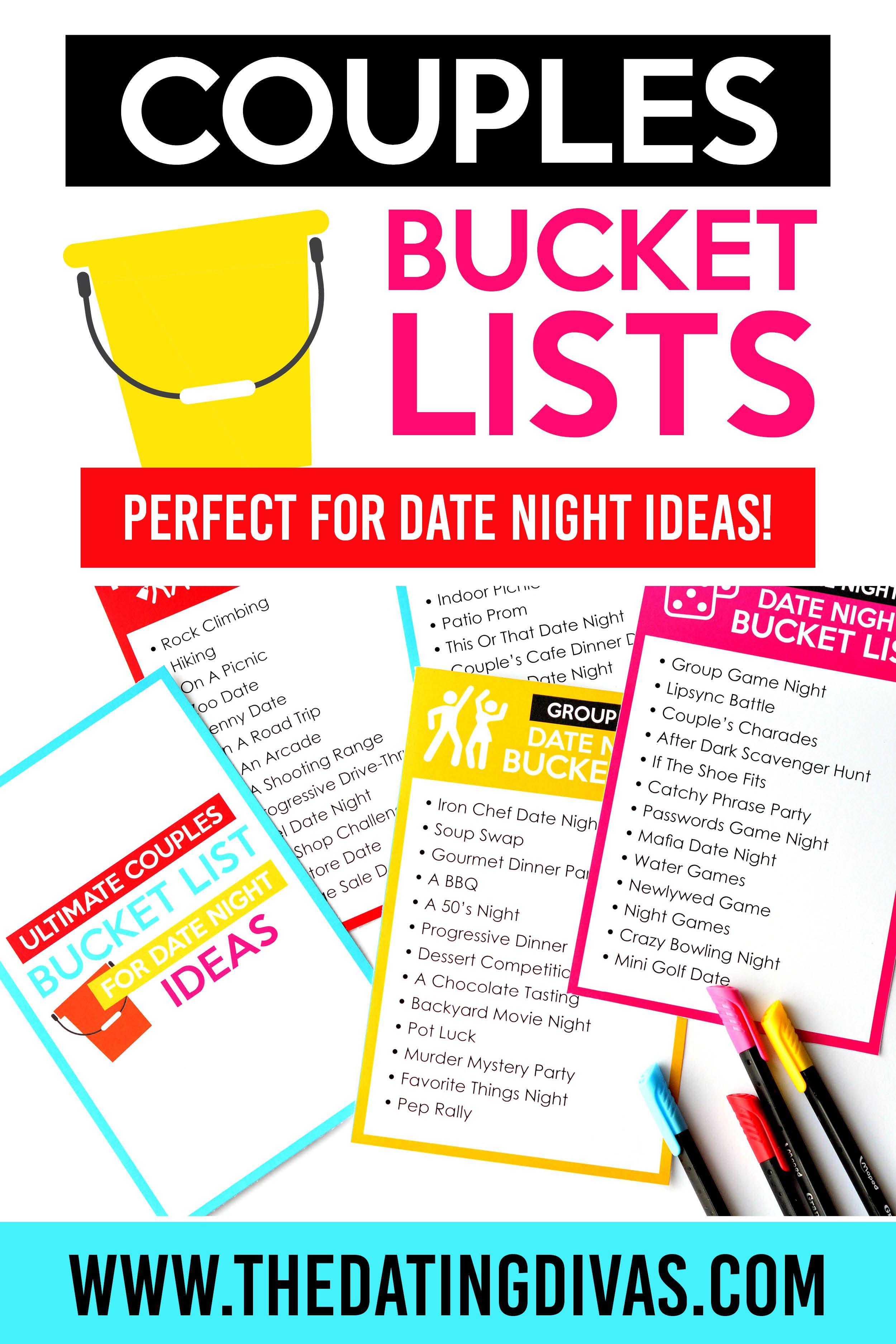 Couples Bucket List   Couples bucket, Bucket list