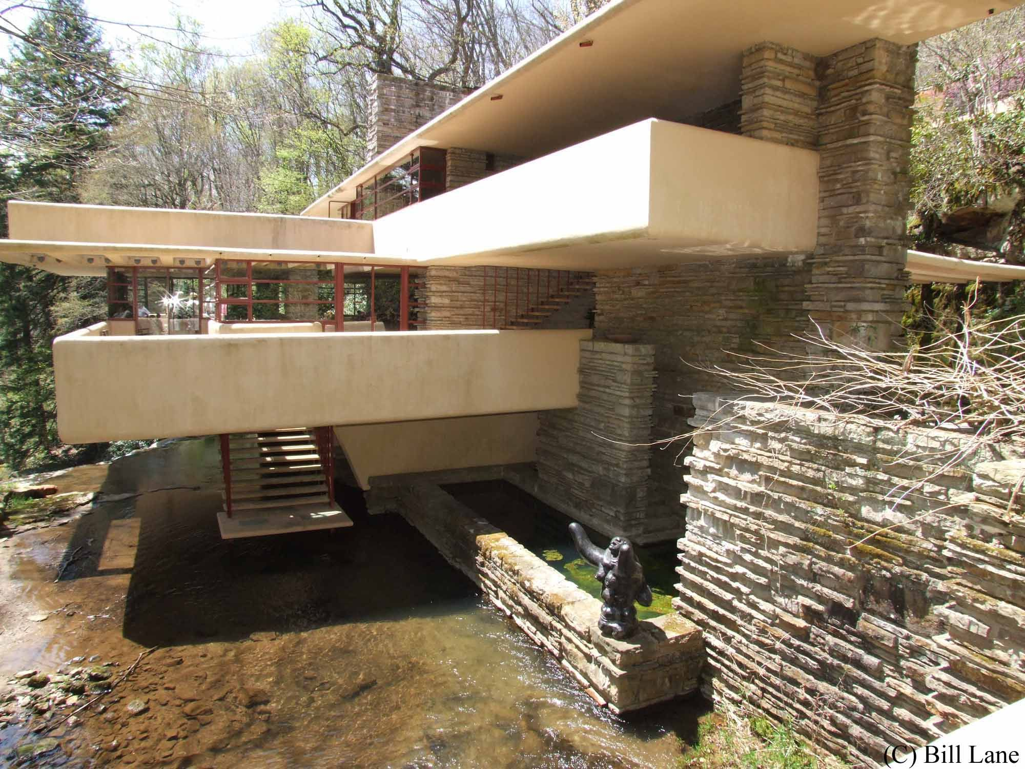 Best I Love This Stair Architecture Fallingwater Frank 640 x 480