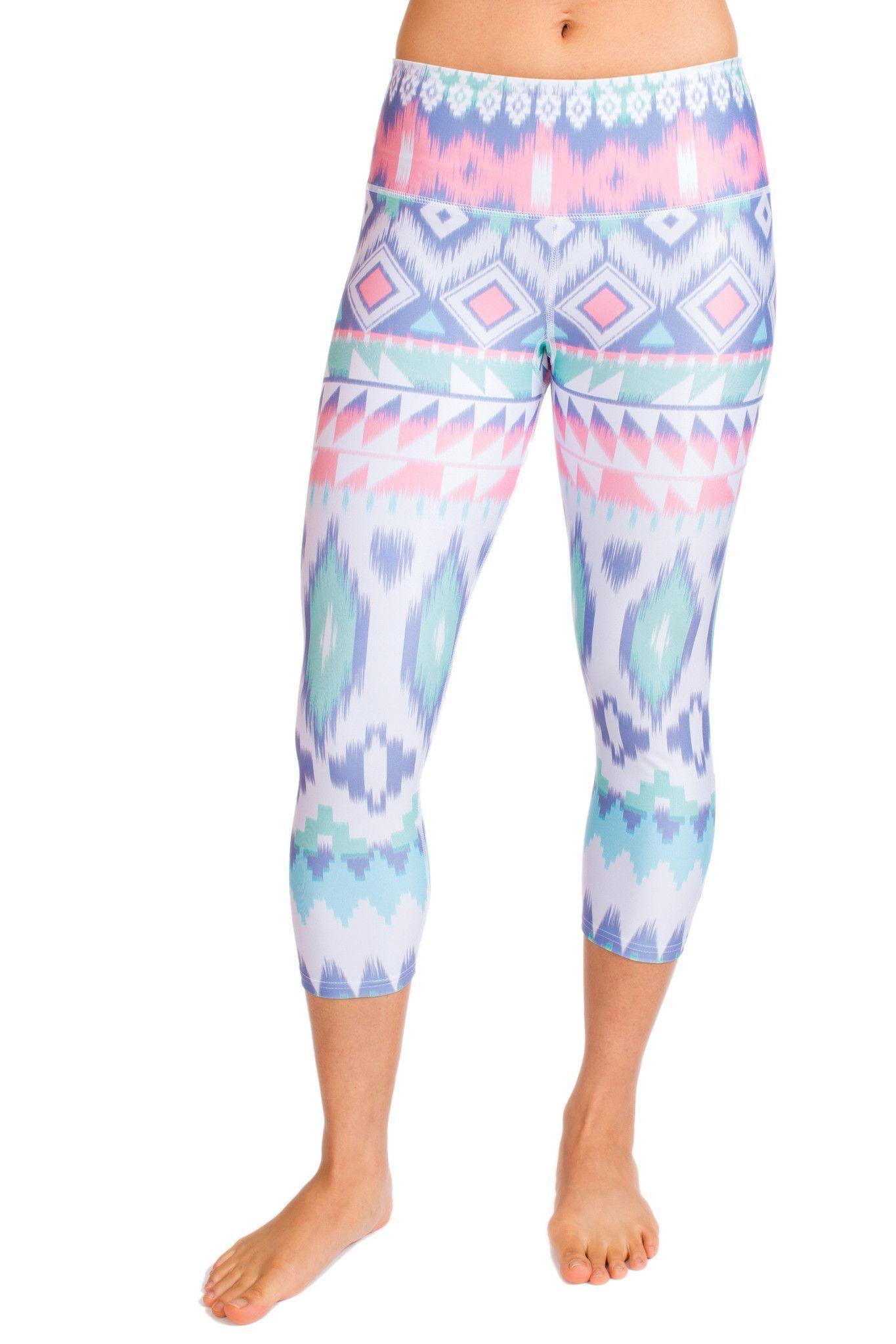 Nomad Capri Pants, Yoga wear, Capri