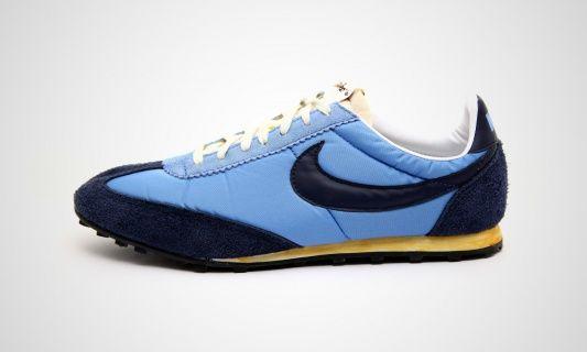 #Nike #vintage #oregon #waffle #quickstrike #blue #darkblue