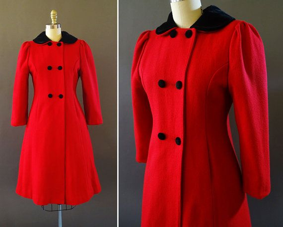 Vintage coat Princesses and Coats on Pinterest