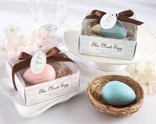 find this pin and more on productos nuevos by the nest egg scented egg soap baby shower favor