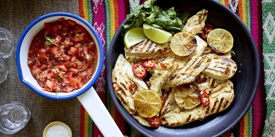 Pin Op Mexicaanse Keuken