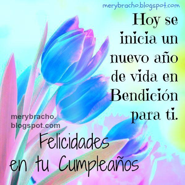 cumpleaños amiga hija felicidades frases y tarjetas de compleaños Pinterest Happy birthday